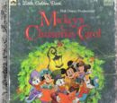 Mickey's Christmas Carol (Little Golden Book)