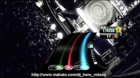 DJ Hero songs
