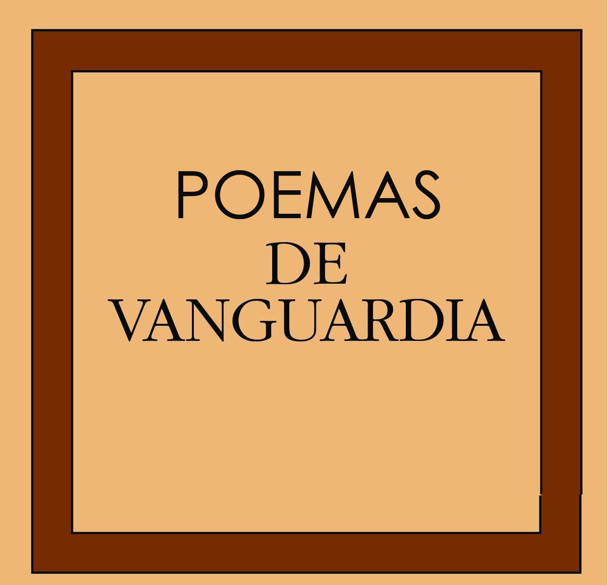 Poemas de vanguardia biblioteca virtual de literatura wiki for Vanguardia concepto