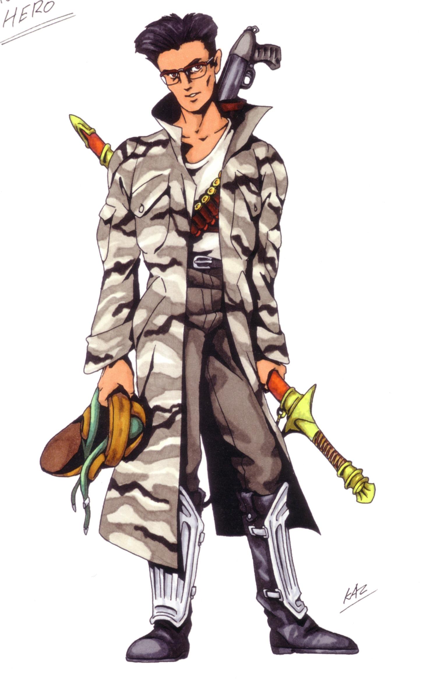 Chaos Hero - Megami Tensei Wiki: a Demonic Compendium of ...