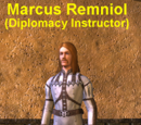 Diplomacy Instructor