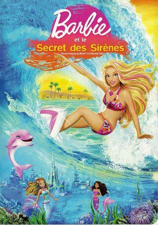 Pin barbie et les 12 princesses pour imprimer le coloriage on pinterest - Barbie et le secret des sirenes 1 ...