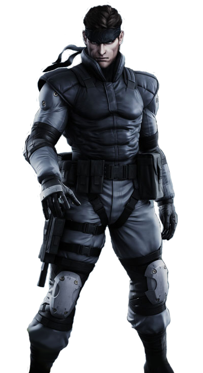 Metal Suit z Sneaking Suit The Metal Gear