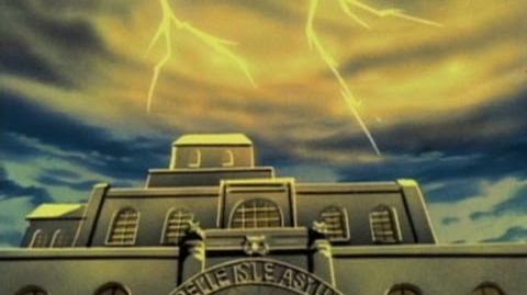 Aqua Teen Hunger Force Dr. Weird Creates Rabbot