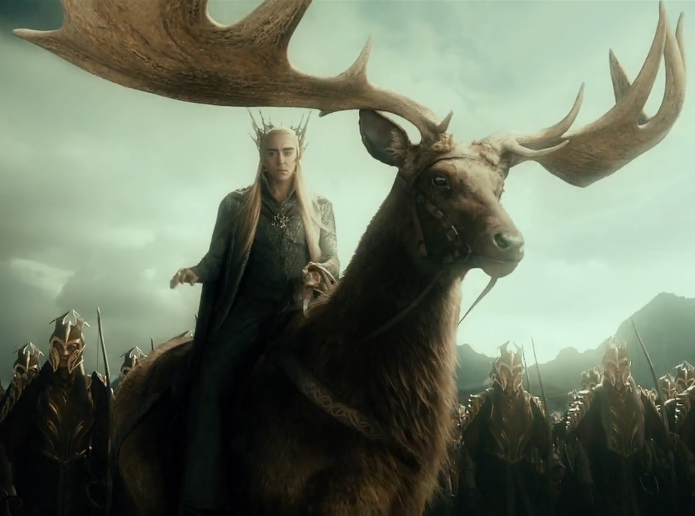 Thranduil The Lord Of The Rings