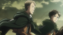 Oluo and Eren discuss the new recruits.png