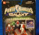 5'' Action Zords - Wave 1
