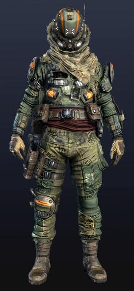 Pilot looking different... : titanfall