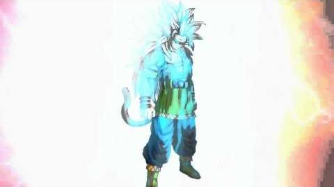 Super Saiyan 5 Goku Theme