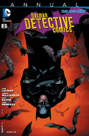 [DC Comics] Batman: discusión general 300px-Detective_Comics_Annual_Vol_2_2