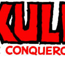 Kull the Conqueror Vol 1