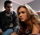 Lydia und Stiles