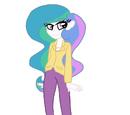 Princesa Celestia (Equestria Girl)