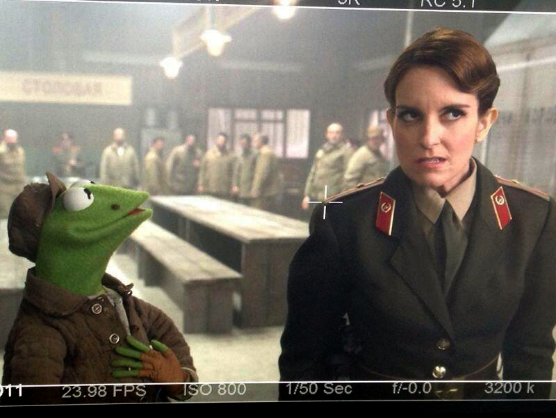 Muppets Most Wanted Tina Fey Muppets Most Wanted - ...