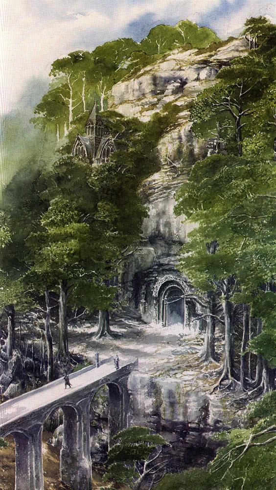 Menegroth - Tolkienpedia