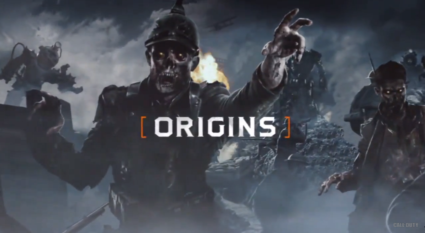 Image - Origins logo BOII.png - The Call of Duty Wiki ...