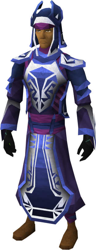 Enchanted robes - The RuneScape Wiki - photo#40
