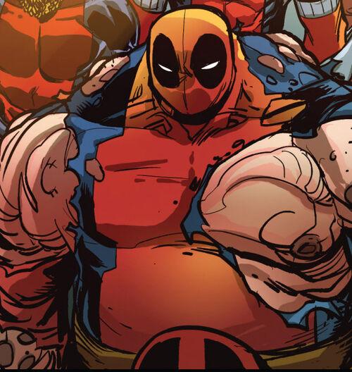 Earth 616 Deadpool Earth-616 Marvel