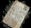 Записки (Верховный смотритель Кемпбелл)
