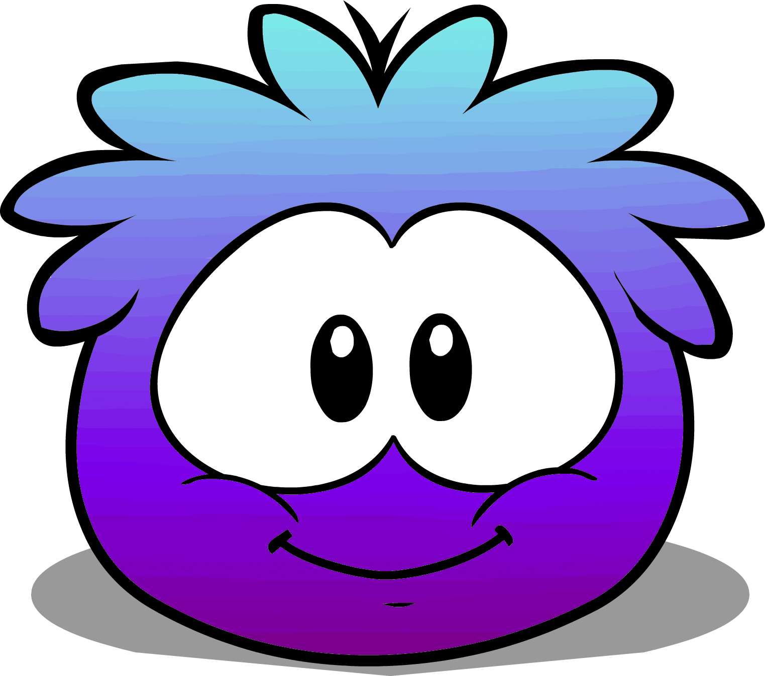 These Puffle Cake Cake Ideas And Designs
