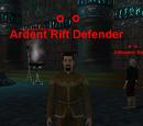 Ardent Rift Defender