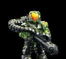 UNSC Marine/Flamethrower