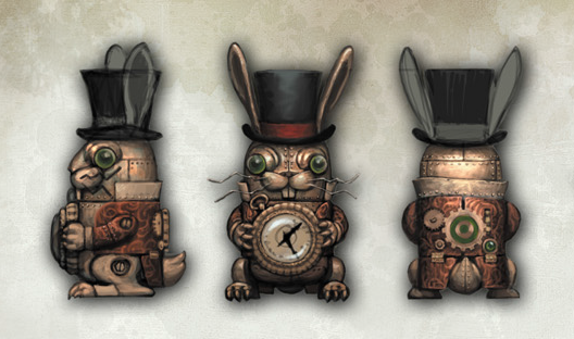 Clockwork Bomb Alice Wiki We Re All Mad Here