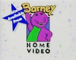 Image - Barney Home Video Logo 1992 b.jpg - Logopedia, the ...