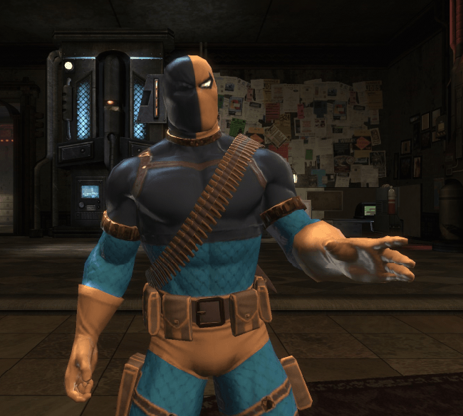 Create Your Own Legends Loadouts Page 4 Dc Universe