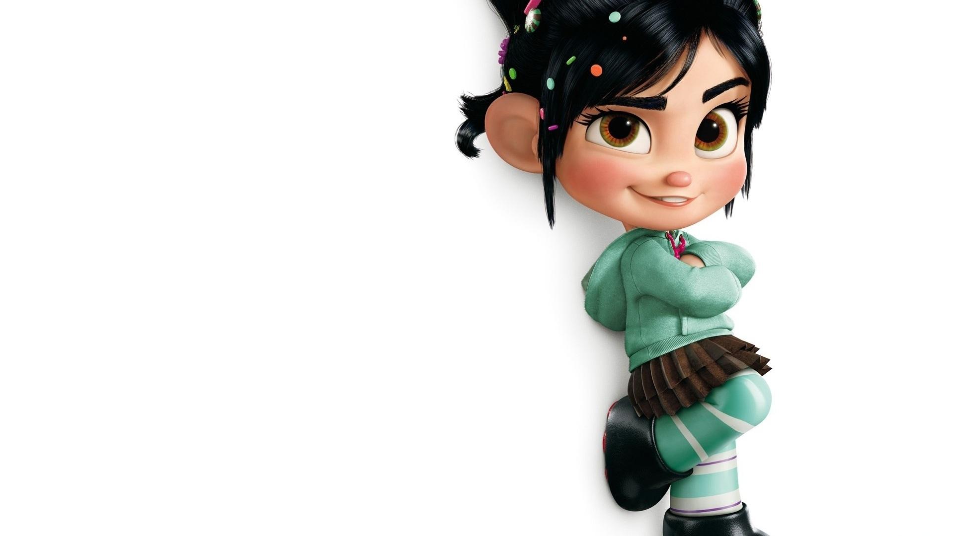 Vanellope Von Schweetz Fkm Enough Fan Made Information To Fill Disney Castle S Broom Closet
