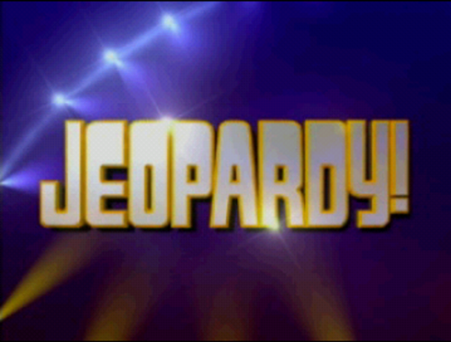 Jeopardy Logopedia The Logo And Branding Site Wikia