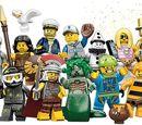 LEGO Minifigures Serie 10 71001
