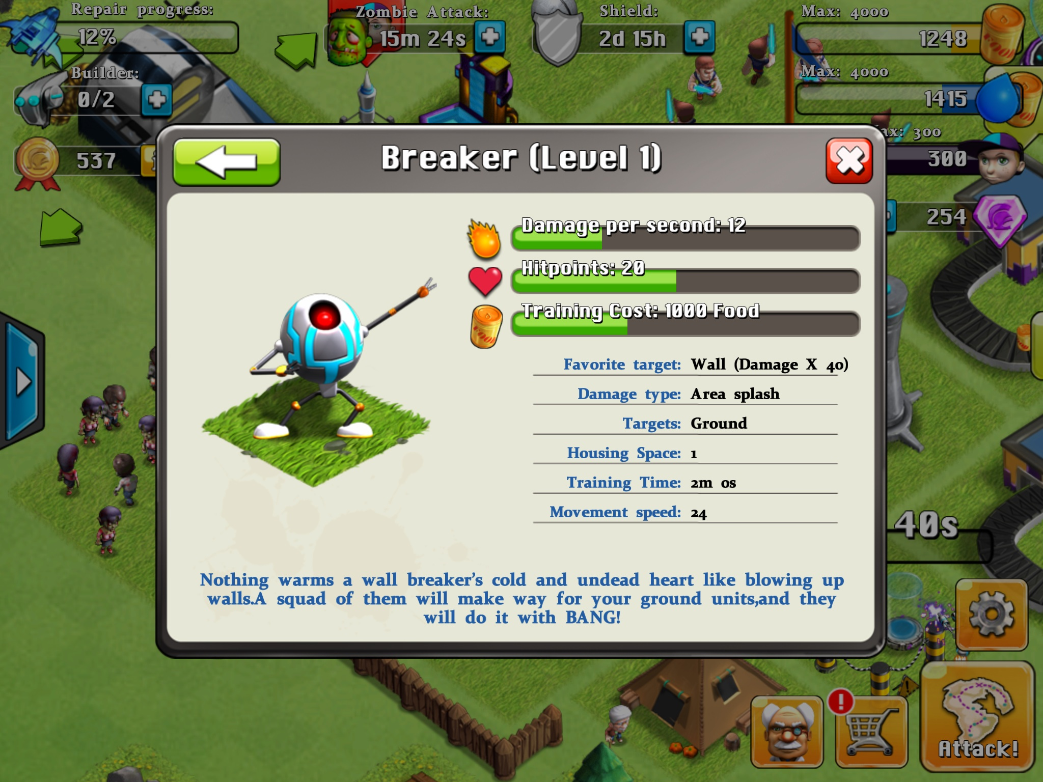 Clash of Clans Characters Dark Barracks Clash of Clans New Dark
