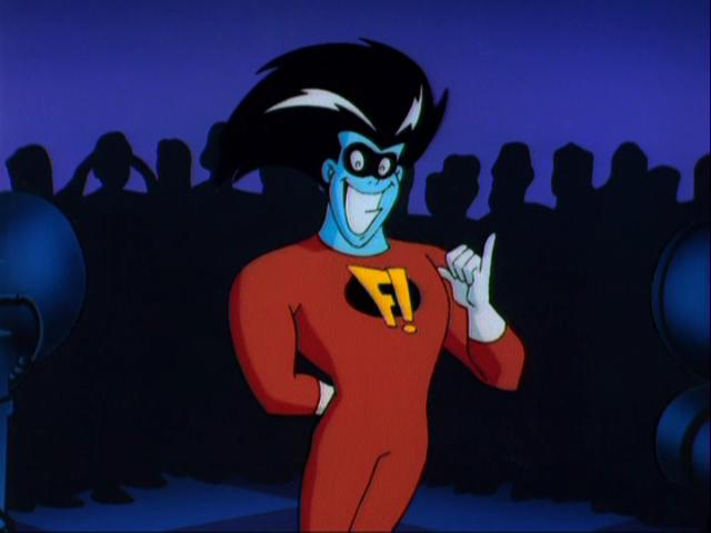 Freakazoid  Character furthermore Good Burger Movie Poster 1997 furthermore 30852 Cartoon  works 20th Anniversary as well Toiletnator additionally Nick Reviving Old Shows. on cartoon network old shows list