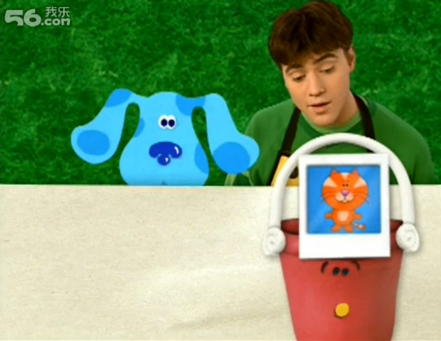 Image - Colors Everywhere 009.jpg - Blue's Clues Wiki