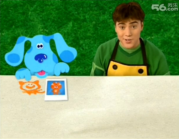 Image - Colors Everywhere 011.jpg - Blue's Clues Wiki
