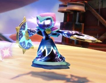 Figurine Skylanders  Swap Force  Star Strike  Anchors