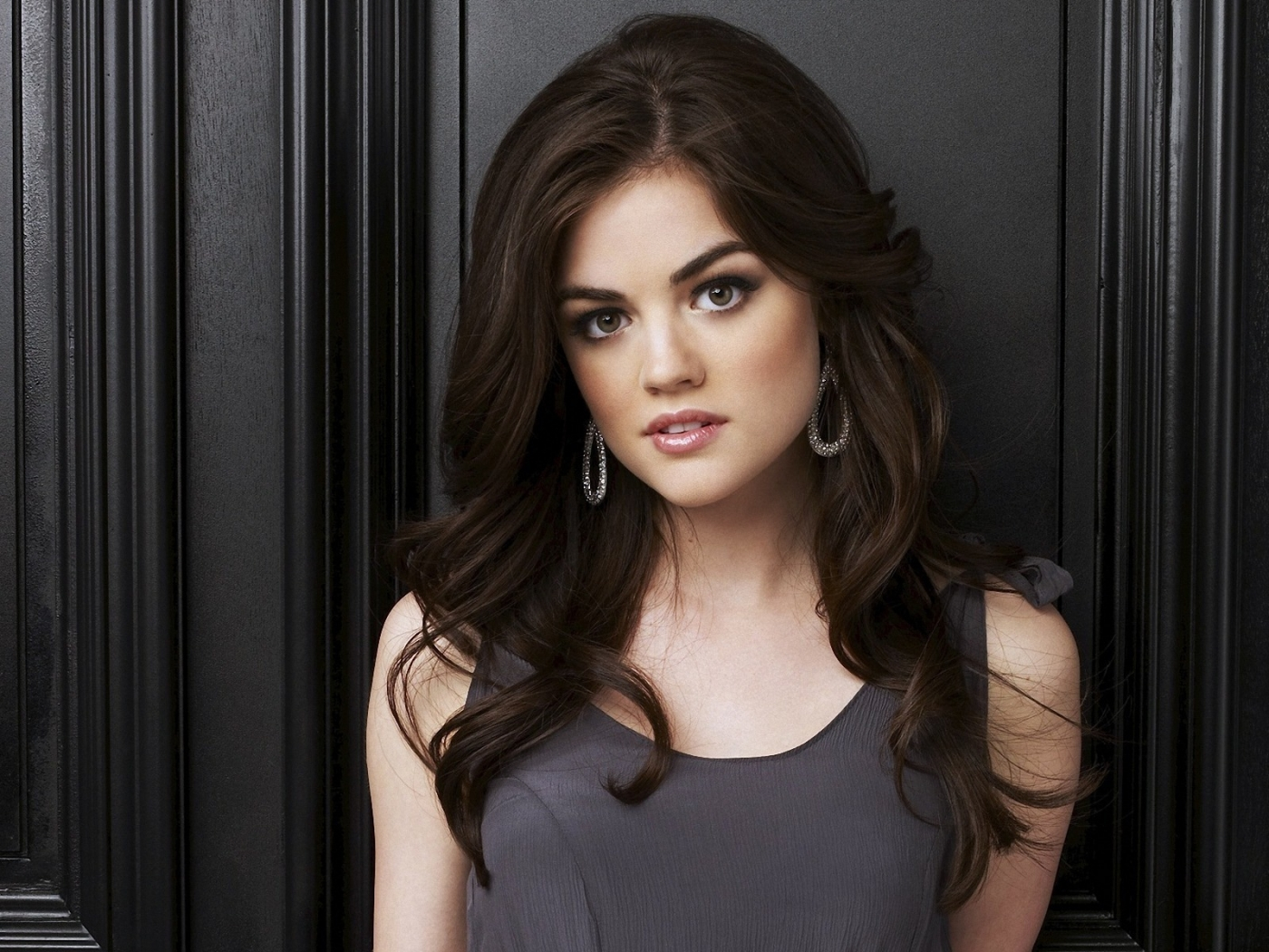 Lucy Hale  X