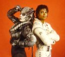 Captain EO characters
