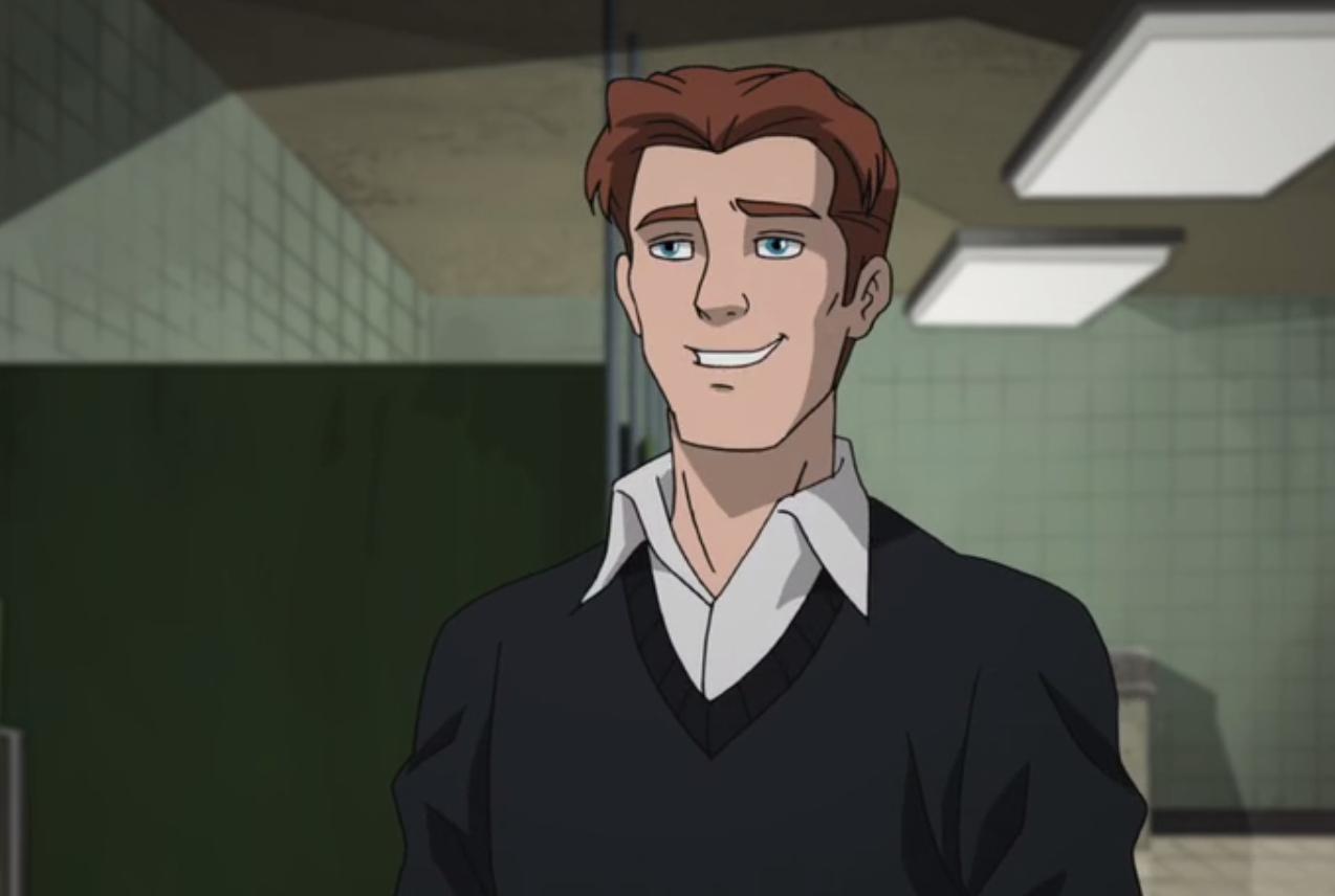 Harry osborn disneywiki - Spiderman harry ...
