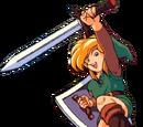 Personaggi in Link's Awakening