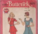 Butterick 6572 B