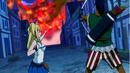 Lucy summons Sagittarius to help Natsu.png