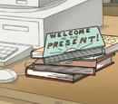 ¡Bienvenido al Presente! (Libro)