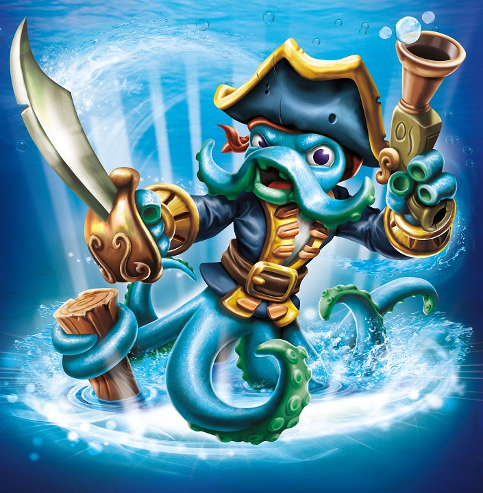 skylanders swashbuckler coloring pages - photo#35