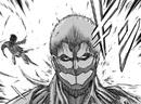 Mikasa attacks Armored Titan.png
