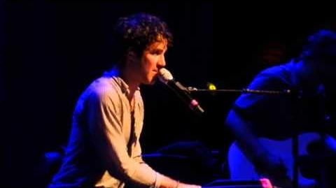 Darren Criss Days of Summer Teenage Dream - 6 30 13 Silver Spring