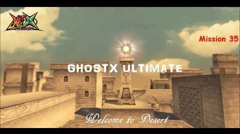"""GhostX Ulitmate M35 """"RusRock"""""""