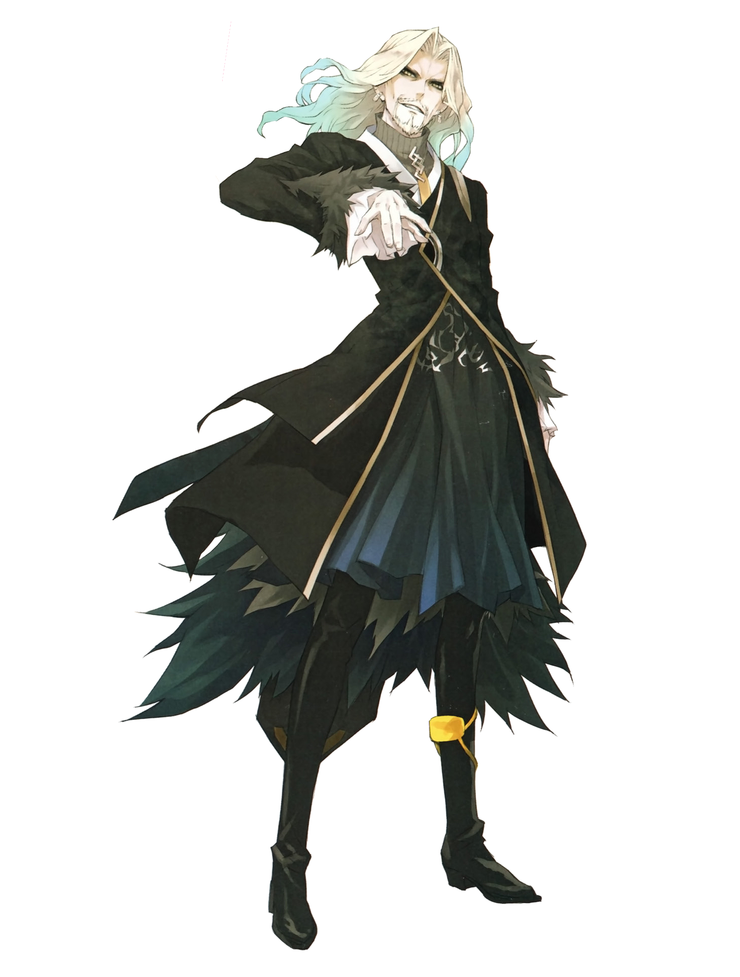 Lancer Of Black The Type Moon Wiki Fate Tsukihime