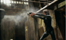 Selene shoots at Lycans in the Lycan den.PNG